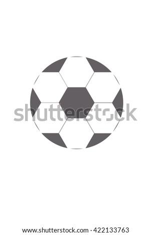 Football Icon Vector, Football Icon Flat, Football Icon Sign, Football Icon App, Football Icon UI, Football Icon Art, Football Icon Logo, Football Icon Web, Football Icon EPS - stock vector