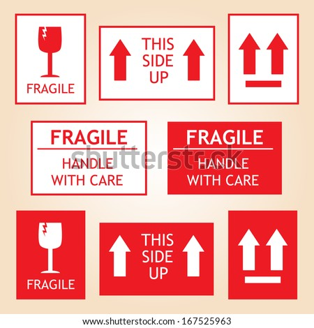 Fragile Icon Stock Photos, Images, & Pictures | Shutterstock