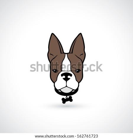 French bulldog - vector illustration - stock vector