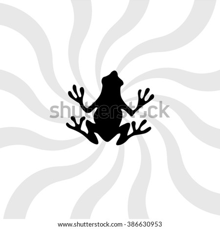 Frog Icon / Frog Icon Object / Frog Icon Picture / Frog Icon Drawing / Frog Icon Image / Frog Icon Graphic / Frog Icon Art / Frog Icon JPG / Frog Icon JPEG / Frog Icon EPS / Frog Icon AI - stock vector
