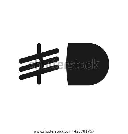 front fog light stock vectors amp vector clip art shutterstock