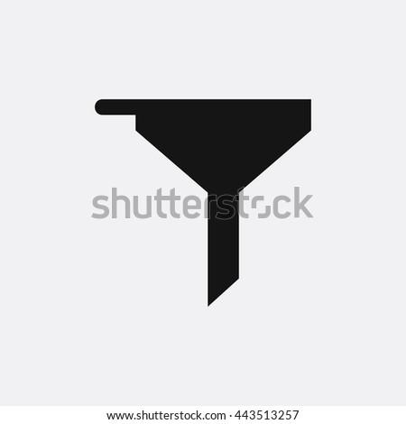 Funnel Icon, Funnel Icon Eps10, Funnel Icon Vector, Funnel Icon Eps, Funnel Icon Jpg, Funnel Icon, Funnel Icon Flat, Funnel Icon App, Funnel Icon Web, Funnel Icon Art, Funnel Icon, Funnel Icon, Funnel - stock vector