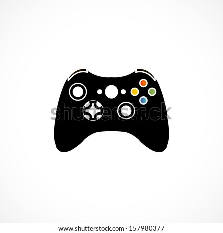 Video game symbol Stock Photos, Images, & Pictures ...