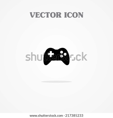 Game Icon - stock vector