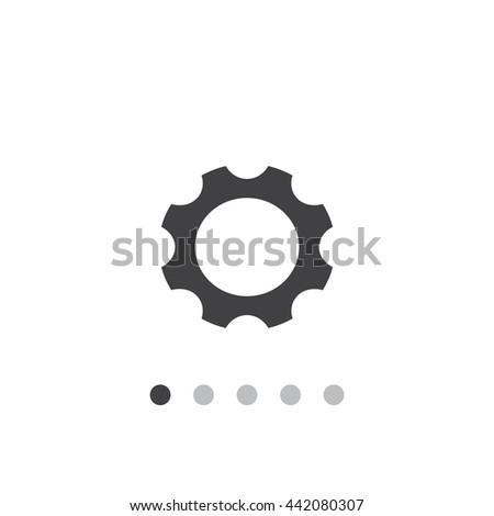 Gear icon, gear icon eps 10, gear icon vector, gear icon illustration, gear icon jpg, gear icon picture, gear icon flat, gear icon design, gear icon web, gear icon art, gear icon JPG, gear icon image - stock vector