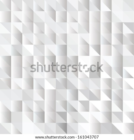 Geometric background - stock vector