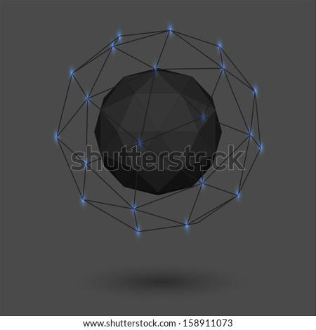 abstract geometric octagon shape - photo #5