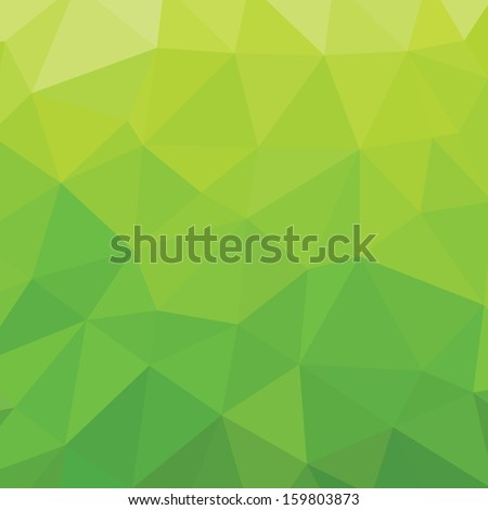 Geometric Background - Vector Pattern - stock vector