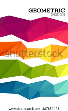 geometric, geometric pattern, geometric pattern vector, geometric pattern background, geometric pattern banner, geometric abstract, geometric design, geometric triangle, triangle graphics - stock vector