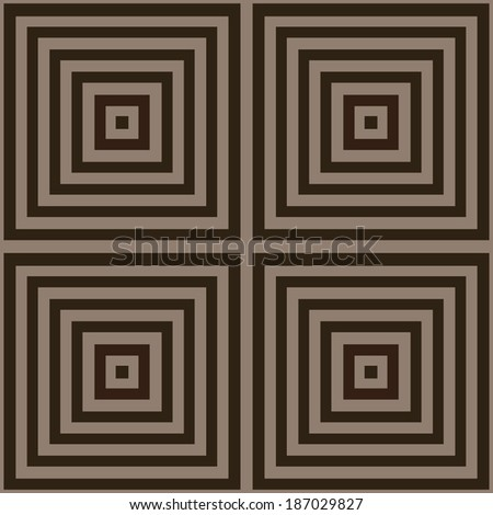 geometric pattern background - stock vector
