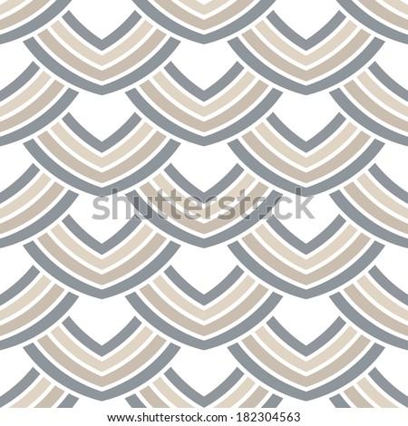 Geometric pattern.Seamless background. - stock vector