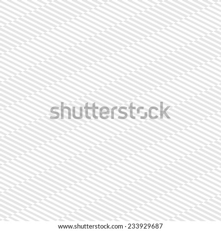 Geometric seamless pattern, vector white and grey texture - stock vector