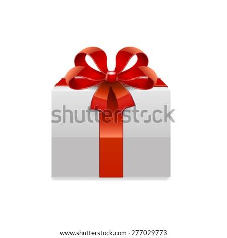 Gift set. Vector - stock vector