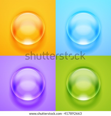 Glass sphere. Vector Glass sphere. Transparent Glass sphere. Water Glass sphere. 3d Glass sphere. Glass sphere eps. 3d Glass sphere. Glossy Glass sphere. Glass sphere. Shiny Glass sphere. Sphere. - stock vector