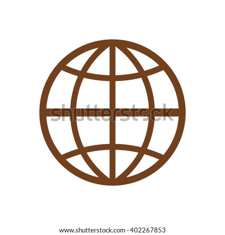 Globe icon, Globe icon eps10, Globe icon vector, Globe icon eps, Globe icon jpg, Globe icon picture, Globe icon flat, Globe icon app, Globe icon web, Globe icon art, Globe icon, Globe icon object - stock vector