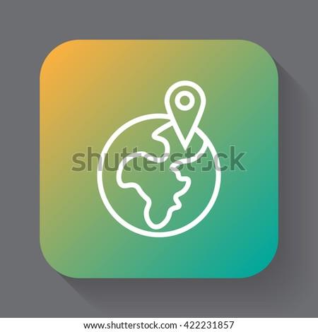 globe icon, globe icon vector,globe, globe flat icon, globe icon eps, globe icon jpg, globe icon path, globe icon flat, globe icon app, globe icon web, globe icon art, globe icon, globe icon AI, globe - stock vector