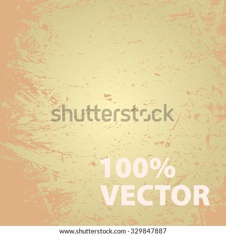 Golden vector background - stock vector