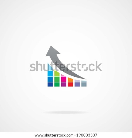 graph. Vector. Eps-10. - stock vector