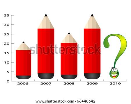 graphic - stock vector