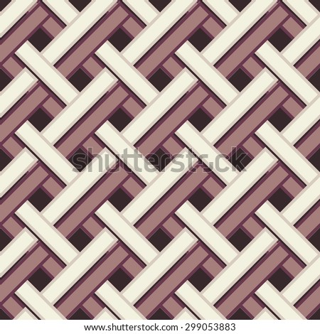 Graphical seamless pattern. Vector geometrical texture. Endless ornamental background. Use for pattern fills, wallpaper, textile, wrapping paper, web page background.  - stock vector