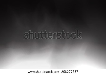 Gray cloud and smoke dark composition  backgrounds abstract - stock vector