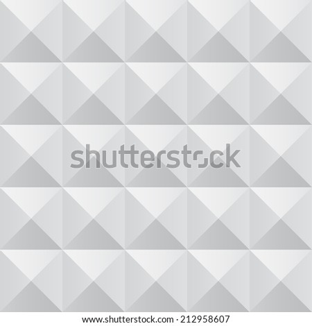Gray Concrete Wall Seamless Background Or Texture - stock vector