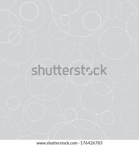 Gray tones, seamless texture - stock vector