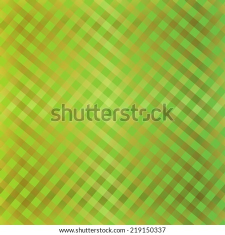 Green abstract background, may use for modern technology advertising - stock vector