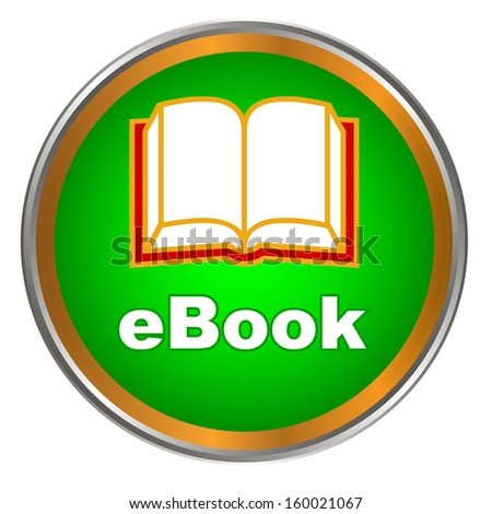 Stock images similar to id 73836580 e book icon green ebook icon on a white background stock vector fandeluxe Document