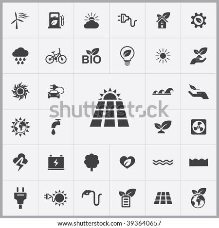 green energy Icon, green energy Icon Vector, green energy Icon Art, green energy Icon eps, green energy Icon Image, green energy Icon logo, green energy Icon Sign, green energy icon Flat - stock vector
