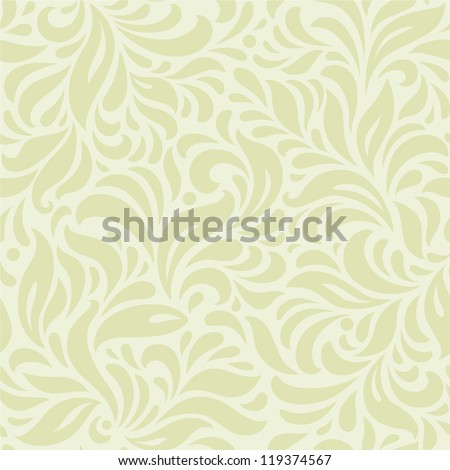 Grey abstract seamless  pattern - stock vector