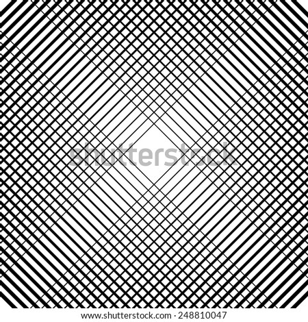 Gridded texture - stock vector