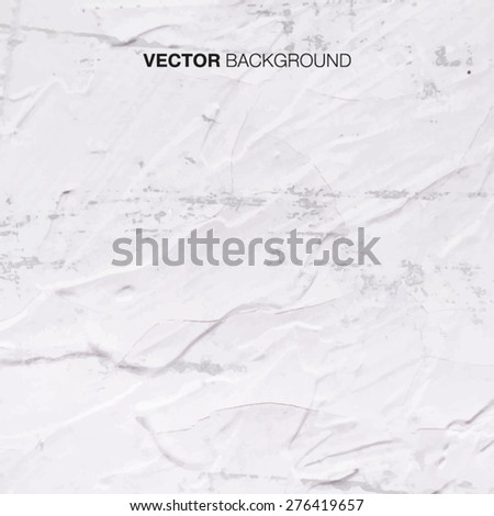 Grunge background - vector illustration - stock vector