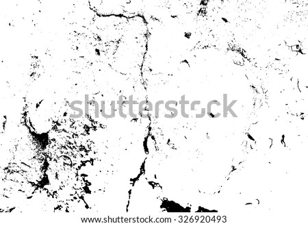 Grunge black and white wall background. vector, vector texture plate, vector texture wood, vector texture background, vector grunge texture, vector grunge texture, vector scratched texture - stock vector