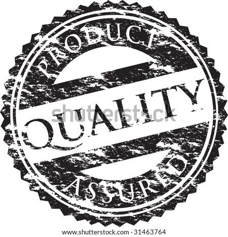 grunge black stamp - stock vector
