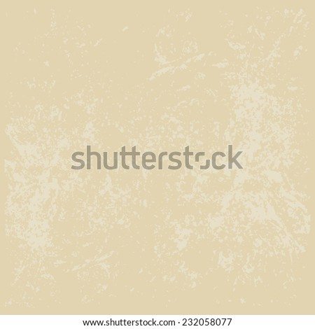 Grunge gray wall background - stock vector