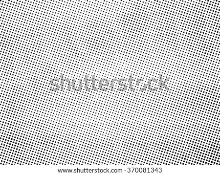 Grunge halftone dots vector texture background . Background Texture. - stock vector