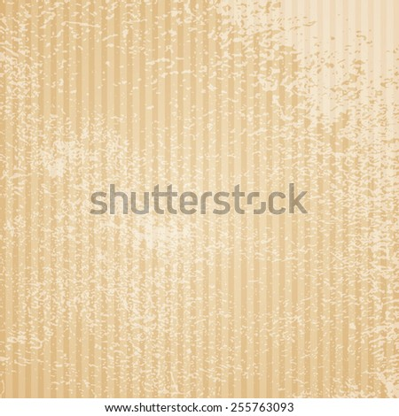 Grunge Paper, vintage background - stock vector