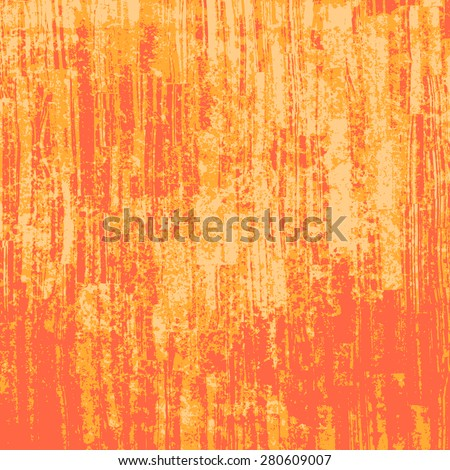 grunge texture. abstract background. vector illustration - stock vector
