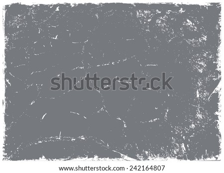 Grunge texture.Abstract  vector template. - stock vector