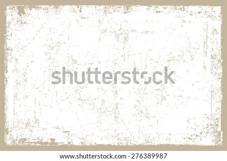 Grunge texture.Distress texture.Abstract vector template.  - stock vector
