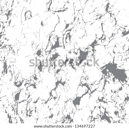 Grunge type background in grey and white - stock vector