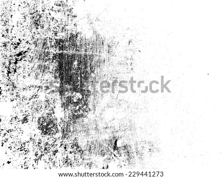 Grunge Urban Background.Texture Vector.Dust Overlay Distress Grain ,Simply Place illustration over any Object to Create grungy Effect .abstract,splattered , dirty,poster for your design. - stock vector