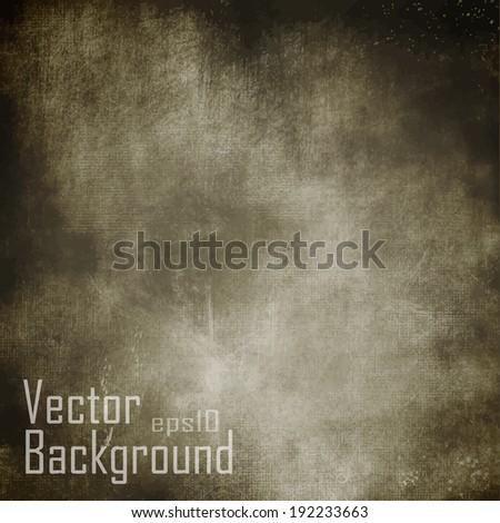Grunge Vector Texture - stock vector