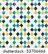 Grungy geometric background illustration design - stock vector