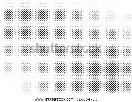 Halftone background.Abstract dotted background.Vector illustration. - stock vector