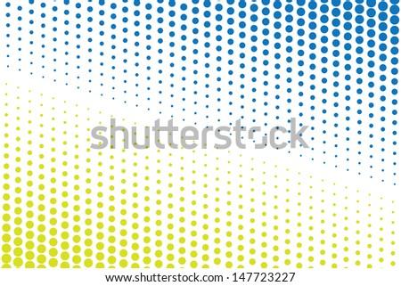 halftone background. vector. eps8 - stock vector