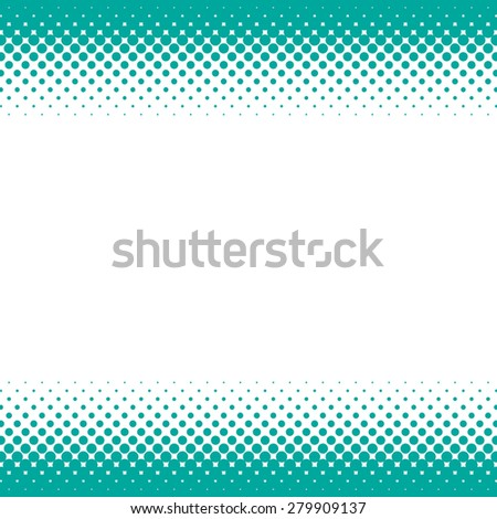 Halftone illustrator. Halftone dots.halftone effect. Halftone pattern. Vector halftone dots. Color dots on white background. Vector Halftone Texture - stock vector