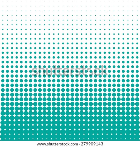 Halftone illustrator. Halftone dots.halftone effect. Halftone pattern. Vector halftone dots. dots on  background. Vector Halftone Texture - stock vector