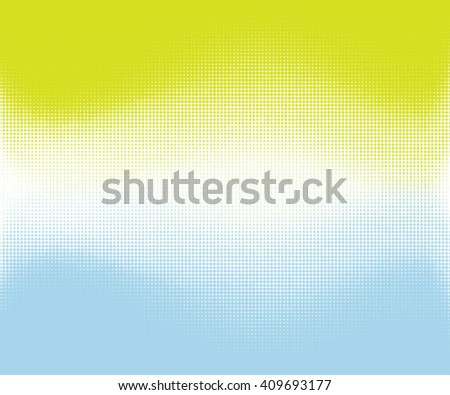 Halftone pattern background - stock vector